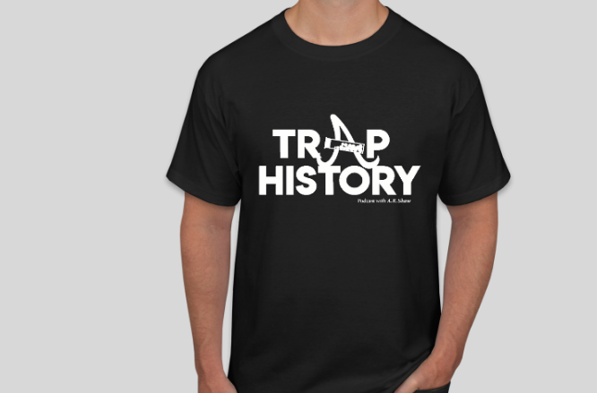 Trap History – Men's Graphic T-Shirt